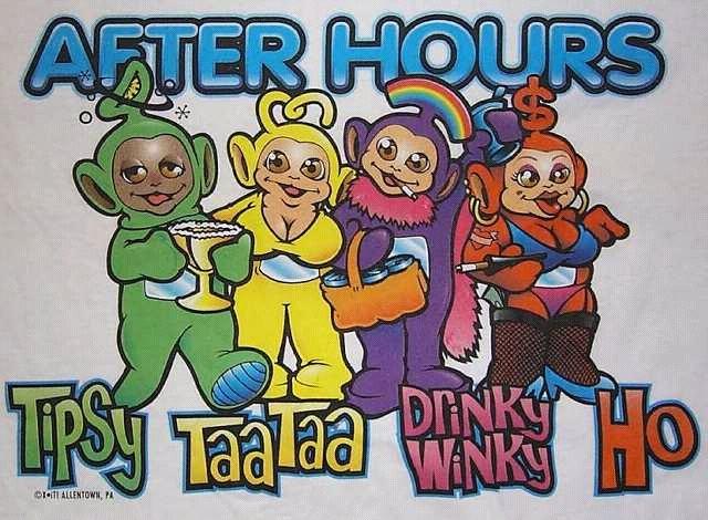 tltubbies tinky-winky est gay sur le forum Blabla 15