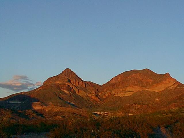 Mountains RedMountain